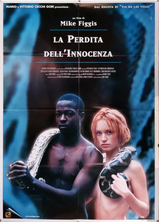 """1999 * Manifesto 2F Cinema """"La Perdita dell'Innocenza - Kelly MacDonald, Stefano Dionisi"""" Drammatico (B+)"""