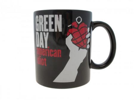 "Tazza Mug * Rock e Musica ""Green Day - American Idiot"" Merchandise Ufficiale (GDMUG08)"