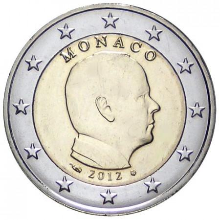2012 * 2 euro MONACO Alberto unc