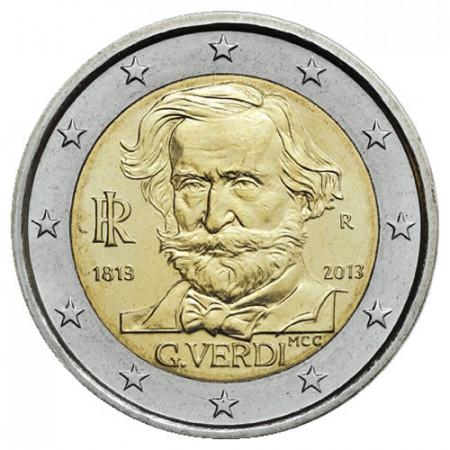 2013 * 2 euro ITALIA Giuseppe Verdi