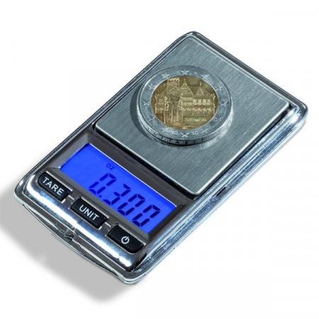 "Bilancia digitale per monete LIBRA ""MINI"" * LEUCHTTURM"