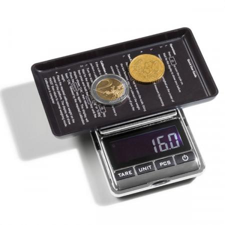 "Bilancia digitale per monete LIBRA ""100"" * LEUCHTTURM"