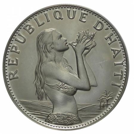1973 * 50 gourdes Haiti