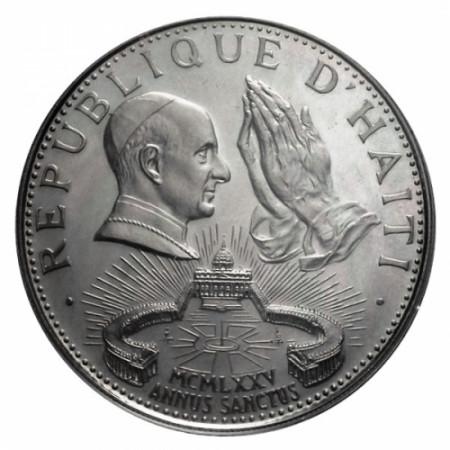 1974 * 50 gourdes Haiti Anno Santo