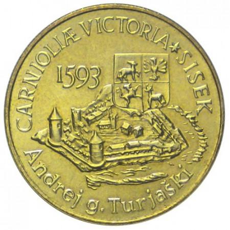 1993 * 5 talleri Slovenia Battaglia di Sisak