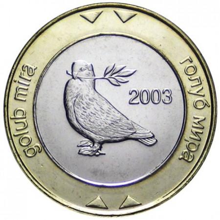 2003 * 2 k. Marka Bosnia-Erzegovina Colomba