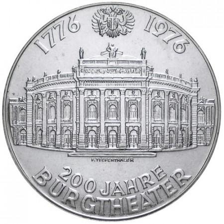 1976 * 100 Scellini Austria Burgtheater