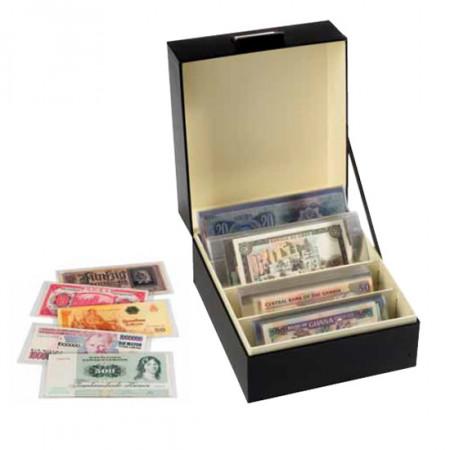 Box Archivio LOGIK per Banconote, Divisionali, Cartoline * LEUCHTTURM