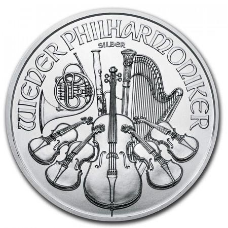 """2020 * 1,50 Euro 1 OZ Oncia Austria """"Filarmonica"""" FDC"""
