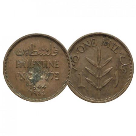 "1944 * 1 Mil Palestina ""Amministrazione Britannica"" (KM 1) MB"