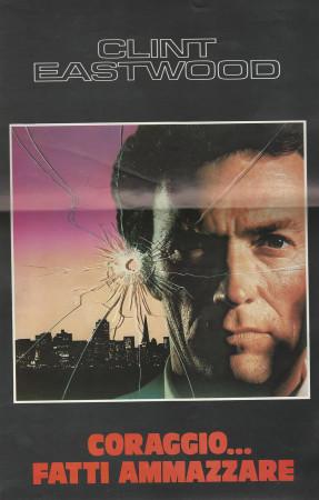 "1984 * Movie Playbill ""Sudden Impact - Clint Eastwood"""