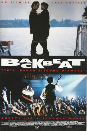 "1994 * Movie Playbill ""Backbeat - Sheryl Lee"""