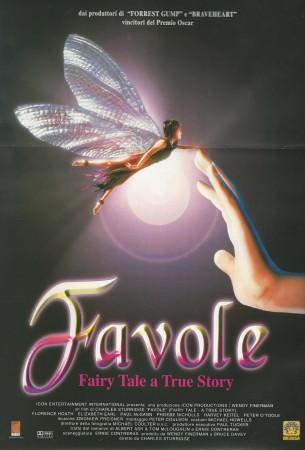 "1998 * Movie Playbill ""FairyTale: A True Story - Harvey Keitel"""