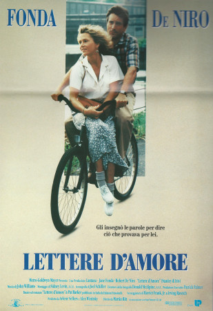 "1990 * Movie Playbill ""Stanley & Iris - Jane Fonda"""