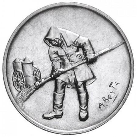 "1978 * 5 Lire San Marino ""The Scavenger"" (KM 78) UNC"