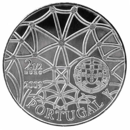 2009 * 2,5 EURO PORTUGAL Jeronimos