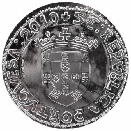 2010 * 5 EURO PORTUGAL John II