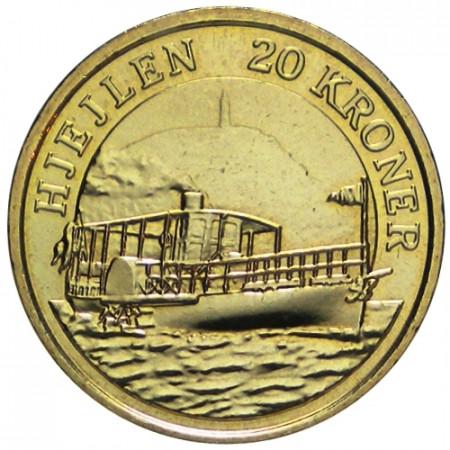 2011 * 20 kroner Denmark Hjejlen