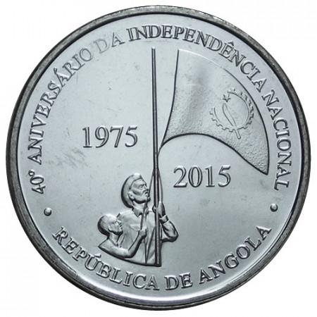 "2015 * 50 Kwanzas Angola ""40th Independence of Angola"" UNC"