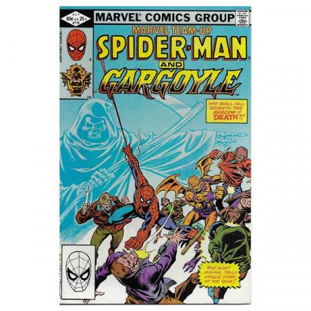 """Comics Marvel #119 07/1982 """"Marvel Team-Up Spiderman - Gargoyle"""""""
