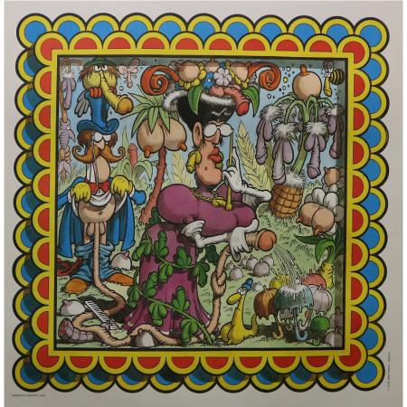 "1970 * Original Comic Book Table ""Club Anni '30 - Liberty - JACOVITTI"""