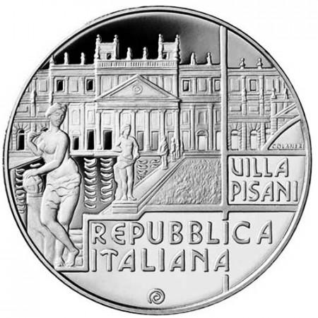 "2018 * 5 Euro ITALY ""Veneto - Ville Venete"" PROOF"