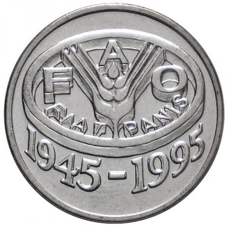 """1995 * 10 Lei Romania """"F.A.O. Series""""- KM 117.1"""