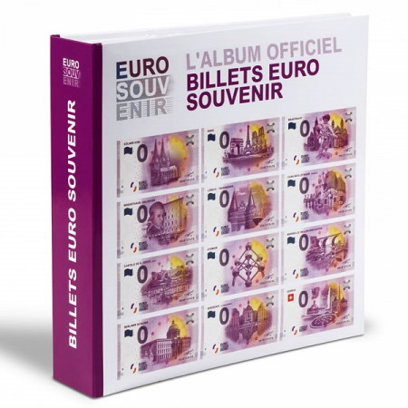 "Album 200Banknotes ""Euro Souvenir""* LEUCHTTURM"