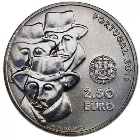 """2016 * 2,5 Euro PORTUGAL """"Cante Alentejano"""" UNC"""