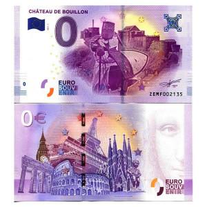 2018 BELGIUM ZERO 0 EURO UNC /> ATOMIUM 1958