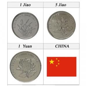 """China 10 yuan 2018 /""""40 years of Reform and Development/"""" BiMetallic UNC"""