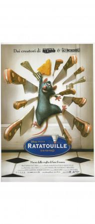 """2007 * Affiches De Cinéma """"Ratatouille - Pixar"""" Fantasy Anime (A)"""