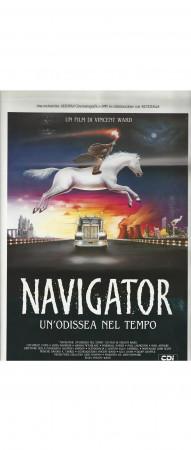 """1988 * Affiches De Cinéma """"Navigator - Un'Odissea nel Tempo - V Ward"""" Dramma-Mystery  (B)"""