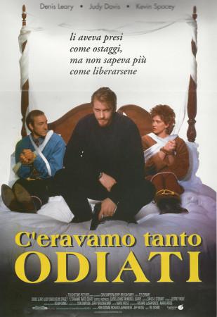 """1994 * Affiches De Cinéma """"Tel Est Pris Qui Croyait Prendre - Denis Leary"""""""