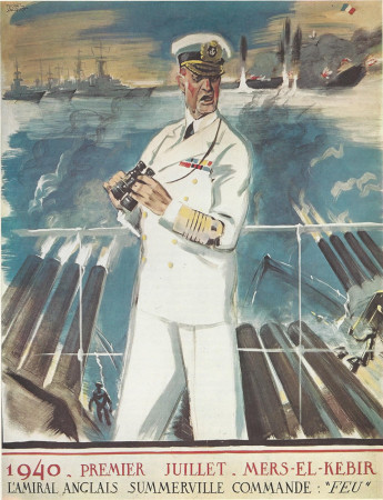 """ND (WWII) * Propagande de Guerre Reproduction """"Governo Di Vichy - Primo Luglio 1940"""" dans Passepartout"""