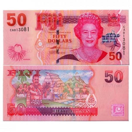 2007 * Billet Fidji 50 dollars NEUF