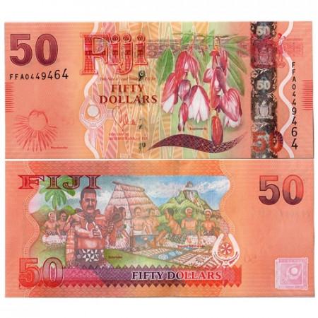 2012 * Billet Fidji 50 Dollars (p118) NEUF