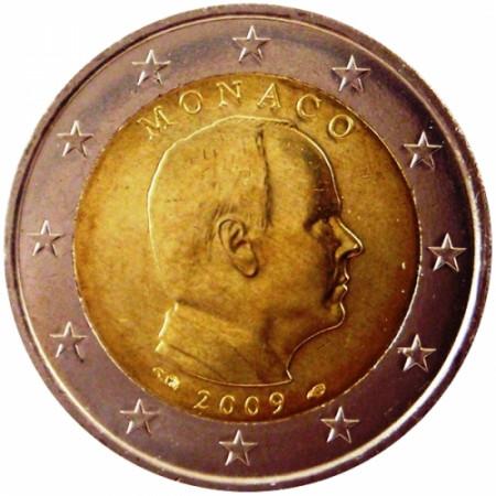 2009 * 2 euro MONACO unc