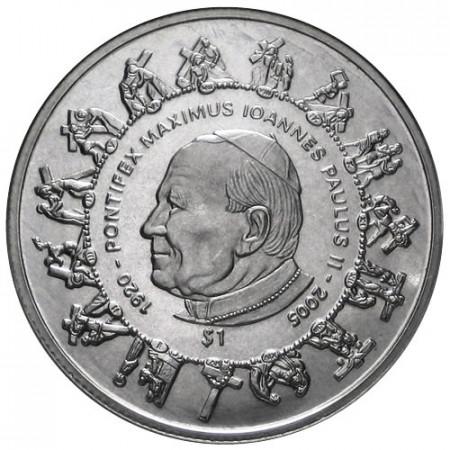 2005 * Dollar Sierra Leone Pape Jean-Paul II