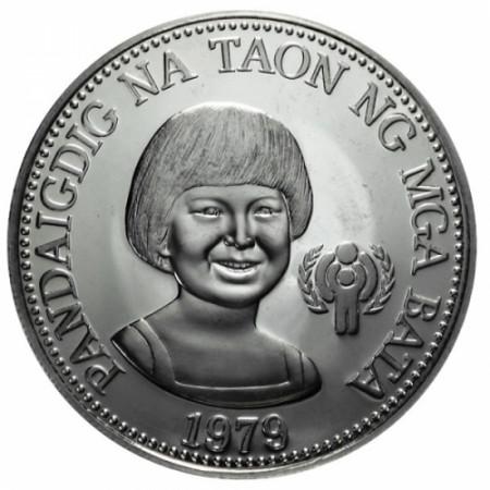 1979 * 50 Piso Philippines Année de l'enfant