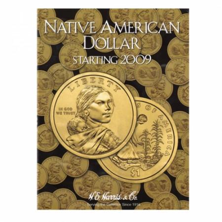 Whitman Folder Native americans Dollars P,D