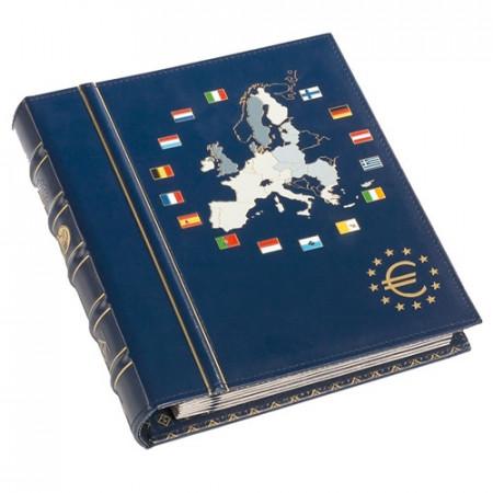 Album VISTA pour séries d'euros tome 1 avec étui * LEUCHTTURM