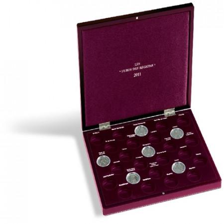 Coffret pour les EUROS DES REGIONS 2011 * LEUCHTTURM