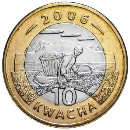 2006 * 10 kwacha Malawi Agriculteur