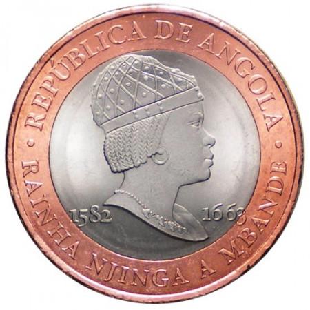 """2014 * 20 Kwanzas Angola """"40e Indépendance de l'Angola"""""""