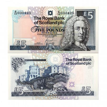 2000 * Billet Écosse 5 pound NEUF