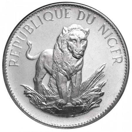 1968 * 10 francs Niger le Lion