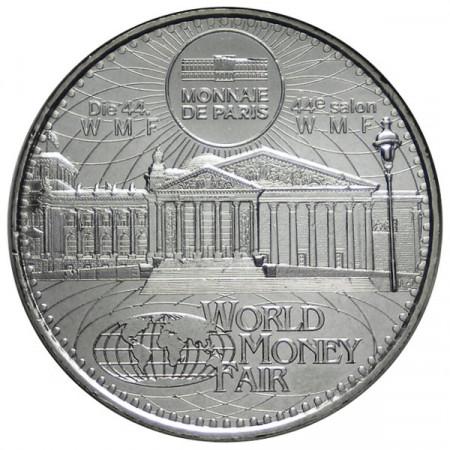 "2015 * Jeton Touristique France MDP ""World Money Fair Berlin"""