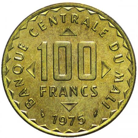 "1975 * 100 Francs Mali ""Série F.A.O."""