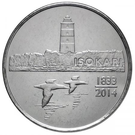 "2014 * Médaille Finlande ""Phare de Isokari"""